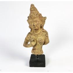 ESTATUA LEYLA GREY BUDDHA