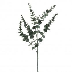 Rama planta exterior artificial 30x67 Eucaliptus gris, mínimo 4 uds.