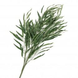 Rama planta artificial Sauce llorón verde 30x110 mínimo 2 uds.