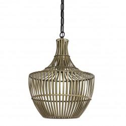 Lámpara Techo Stella Bronce Antiguo 63X47 cm