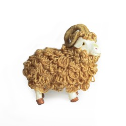 Muñeco peluche carnero infantil